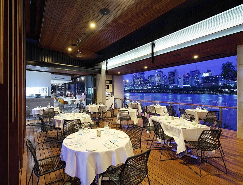 Stokehouse Q Restaurant, Brisbane