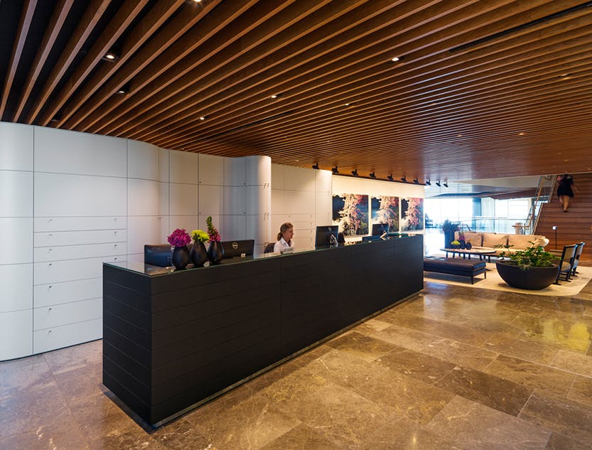 Herbert Smith Freehills Space Furniture