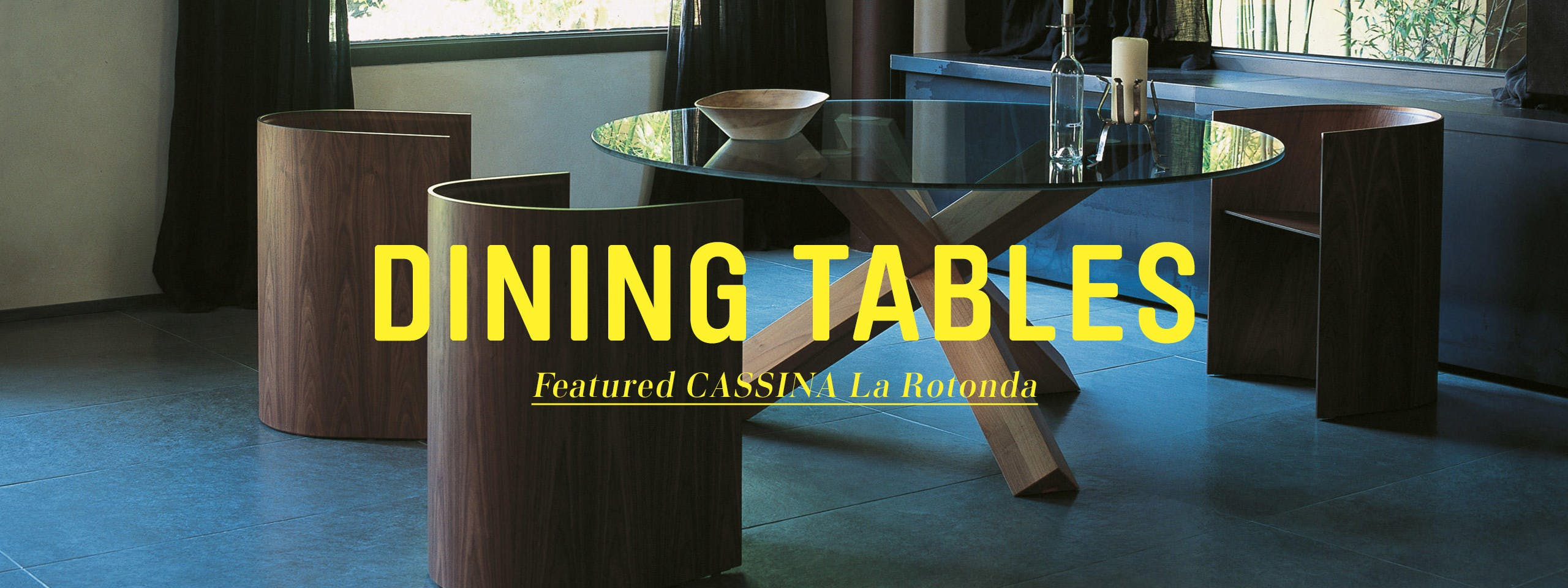 Find The Right Focal Point For Your Dining Room With Our Tables