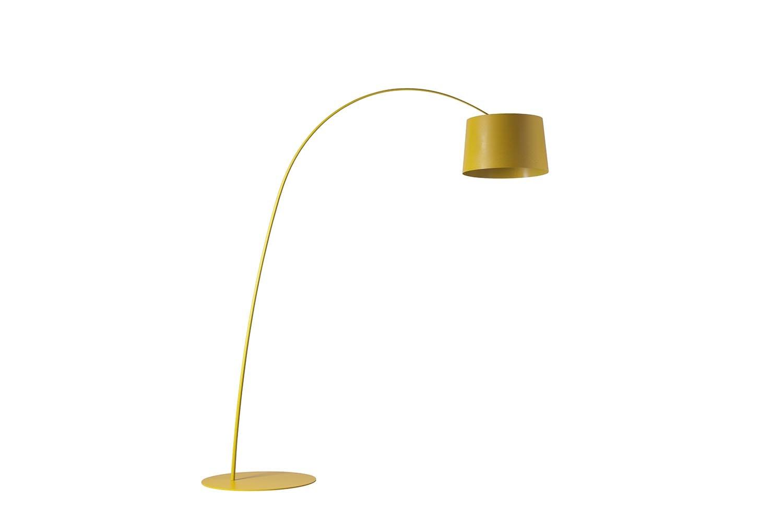 Twiggy Floor Lamp Yellow