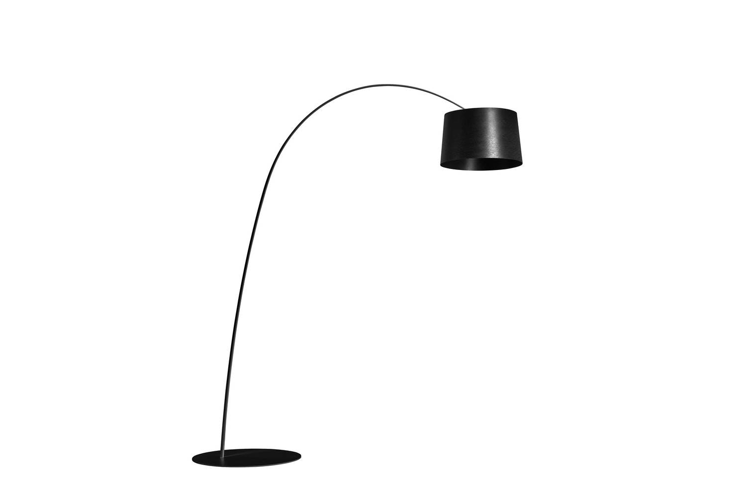 Twiggy Floor Lamp Black