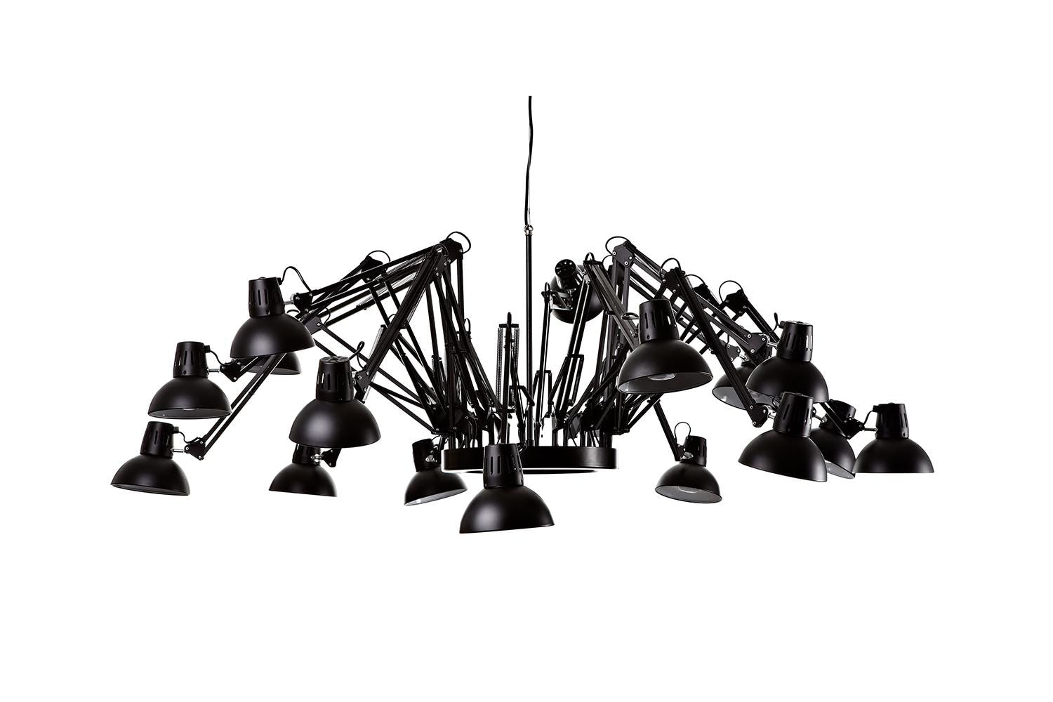 dear ingo suspension lamp by ron gilad for moooi space furniture. Black Bedroom Furniture Sets. Home Design Ideas