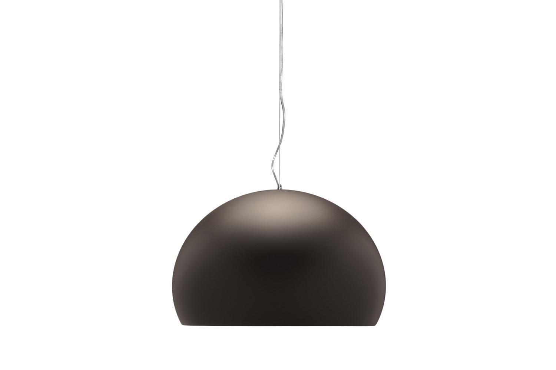 Fl Y Opaque Suspension Lamp By Ferruccio Laviani For