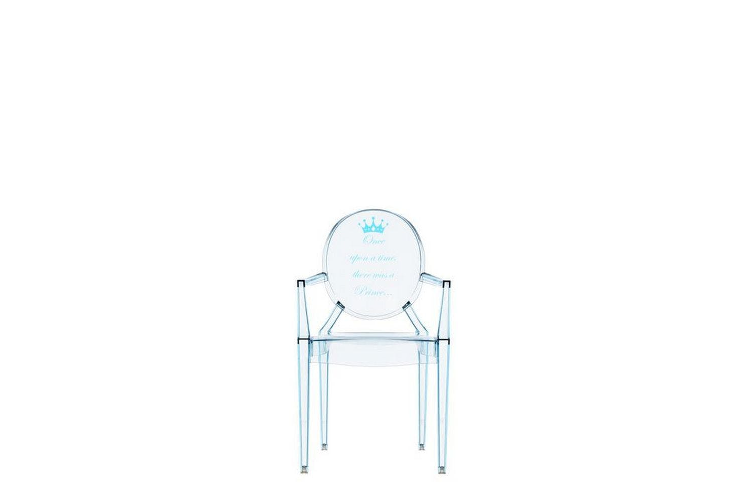 Lou Lou Ghost Special Edition Kids Chair by Philippe Starck for ...