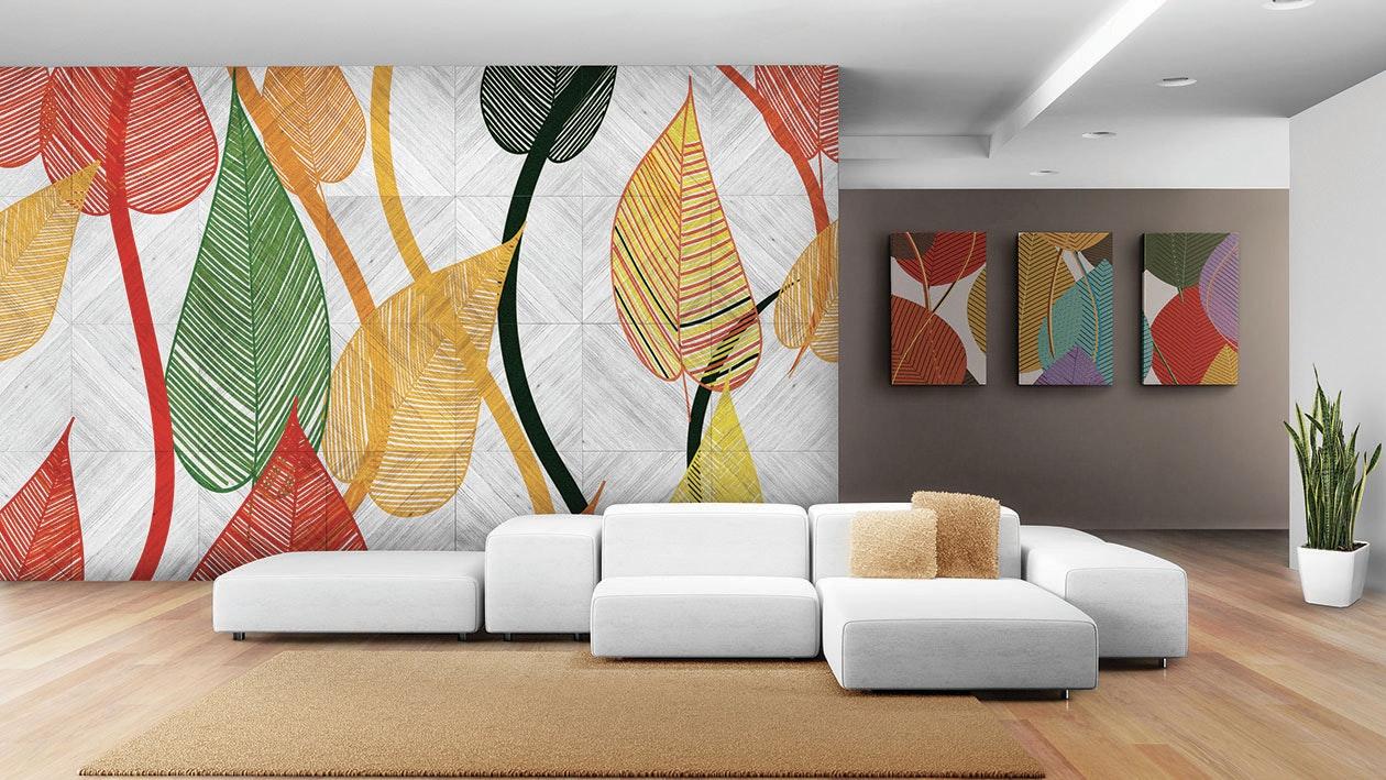 Dicas de decoração: papel de parede