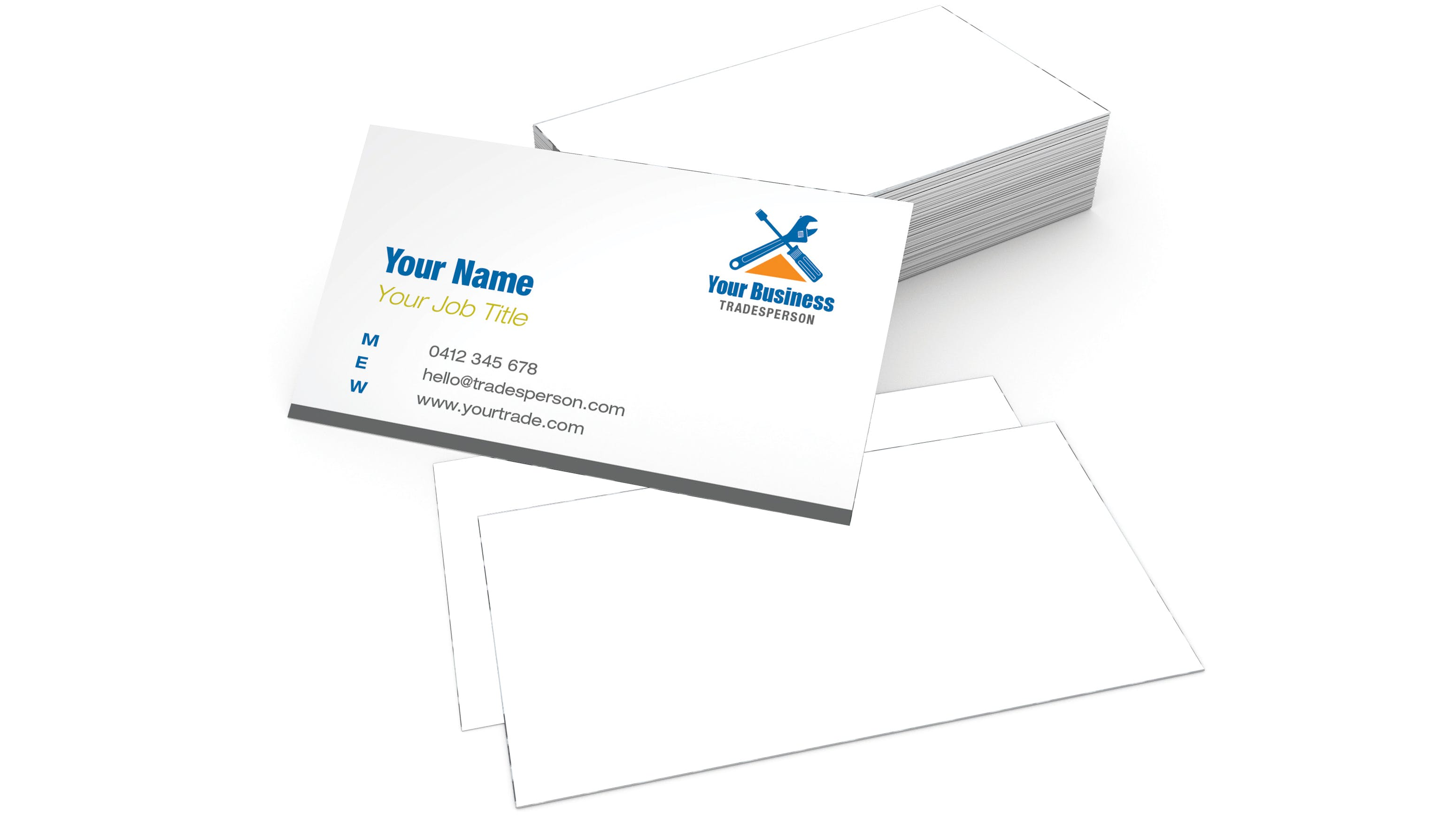 Basic business cards single sided 300gsm printshop by harvey basic business cards single sided 300gsm colourmoves