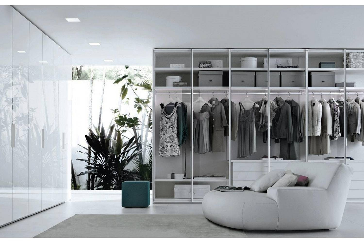 Ego Wardrobe by Giuseppe Bavuso for Poliform