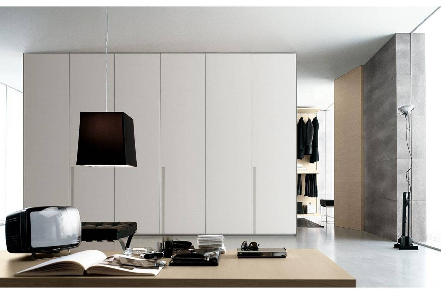 Madison Wardrobe By Carlo Colombo For Poliform Poliform
