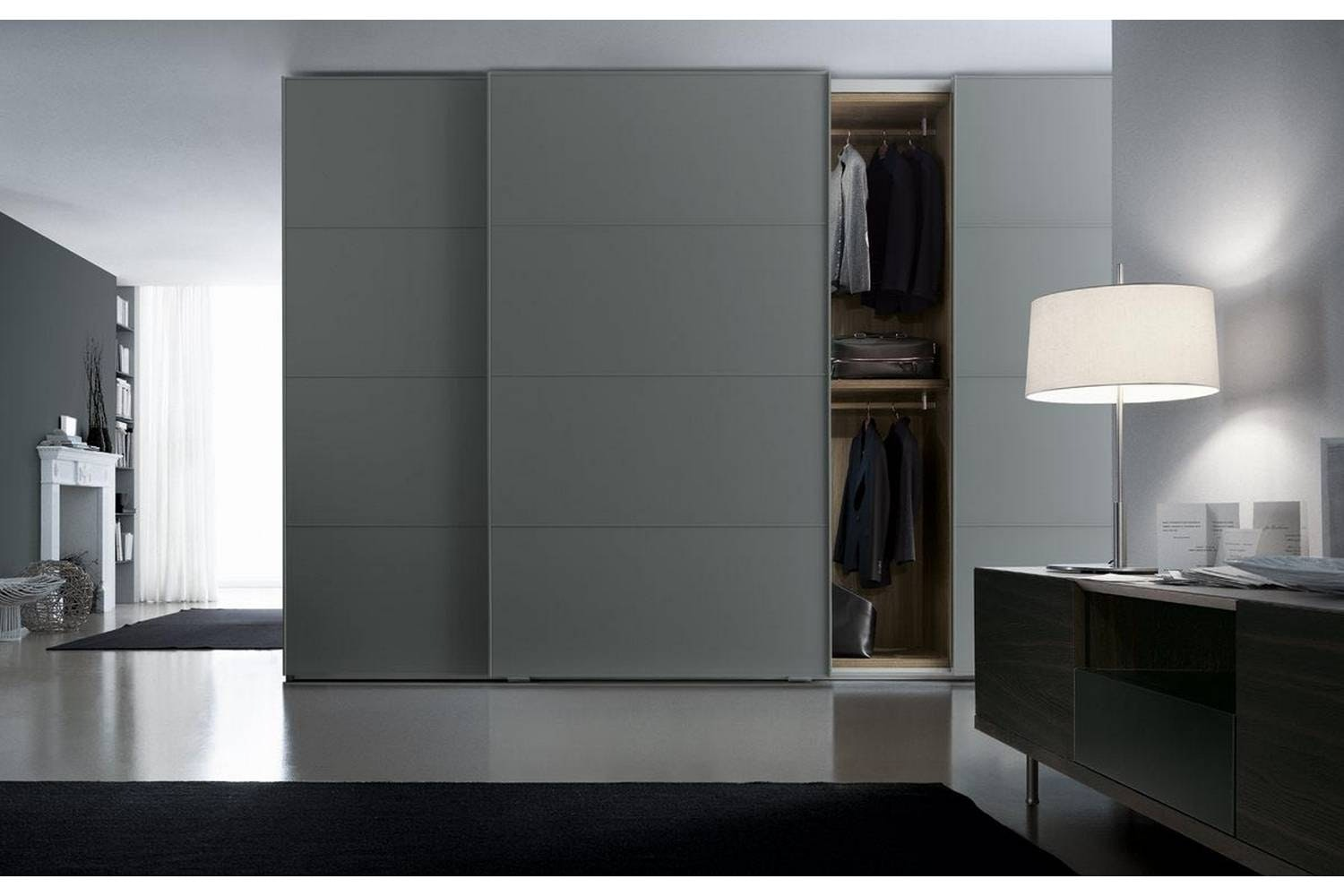 One Wardrobe by Carlo Colombo for Poliform