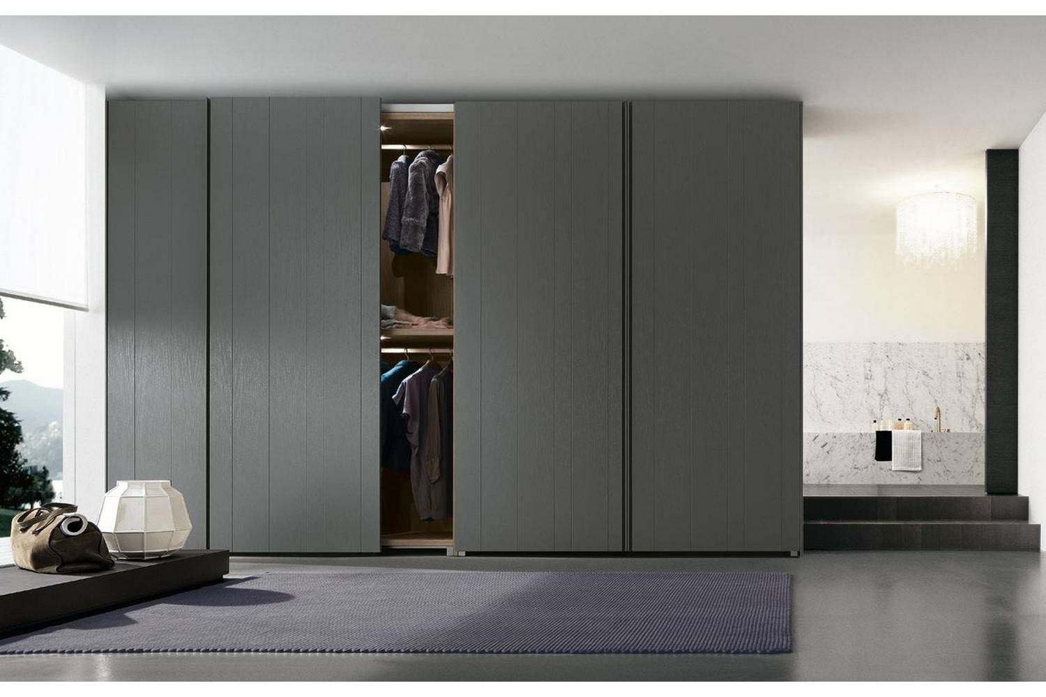 Stratus Wardrobe by Giuseppe Bavuso for Poliform