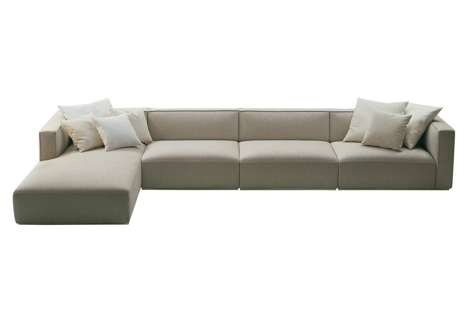 Poliform sofa tribeca sofa sofas from poliform architonic for Trendy furniture