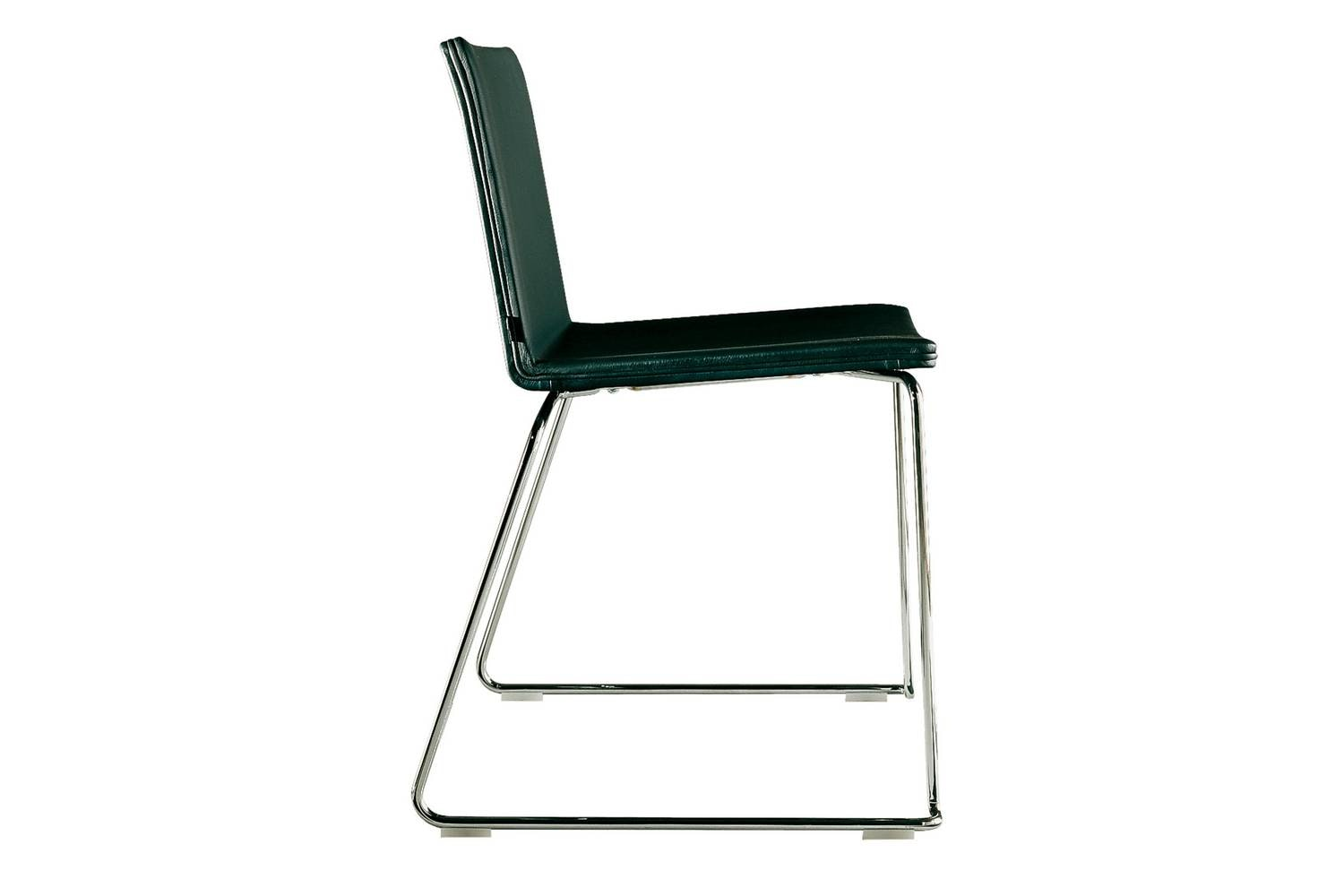 Nex Sled Chair by Mario Mazzer for Poliform