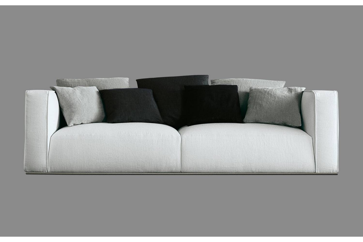 Shangai Sofa by Carlo Colombo for Poliform