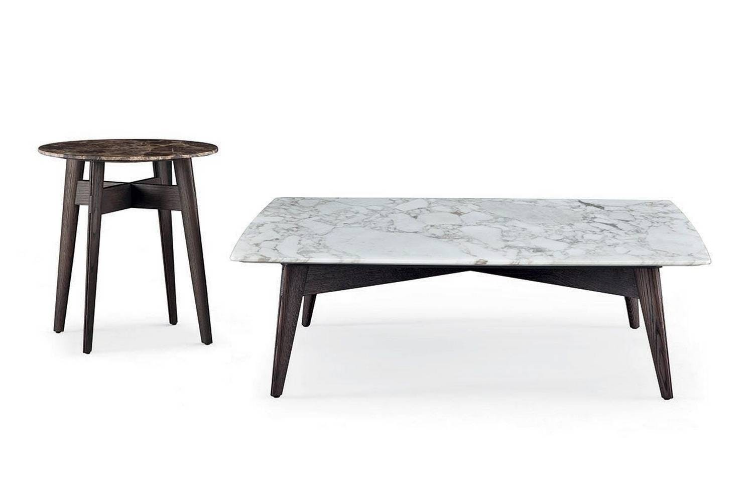Bigger coffee table by carlo colombo for poliform for Table in table