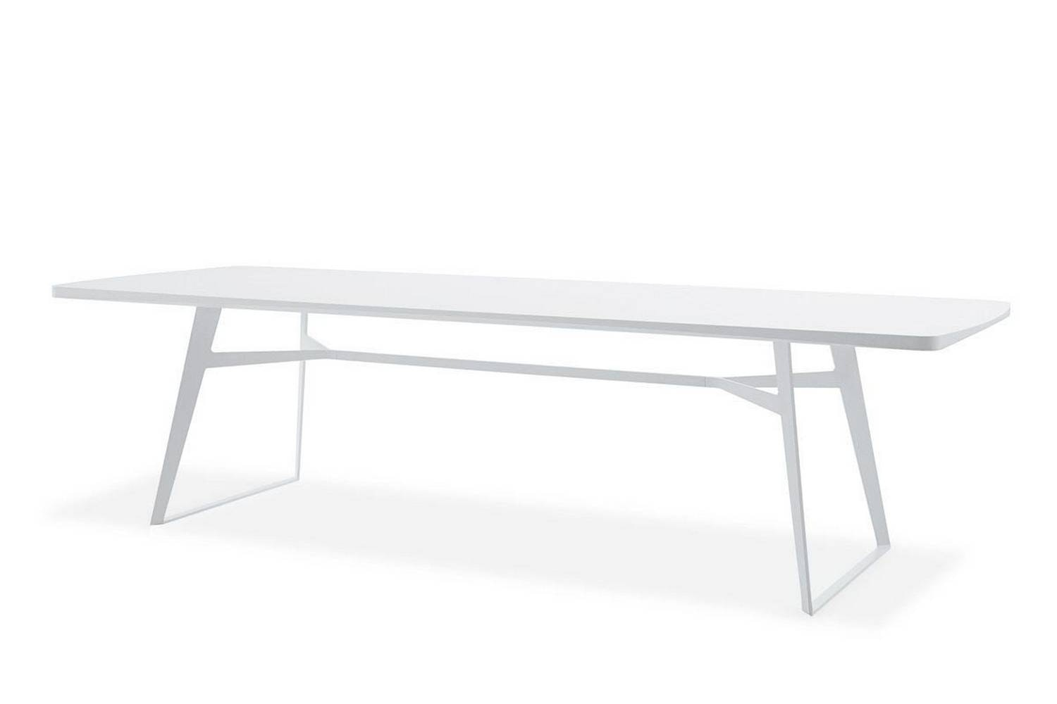 Clipper Table by Carlo Colombo for Poliform