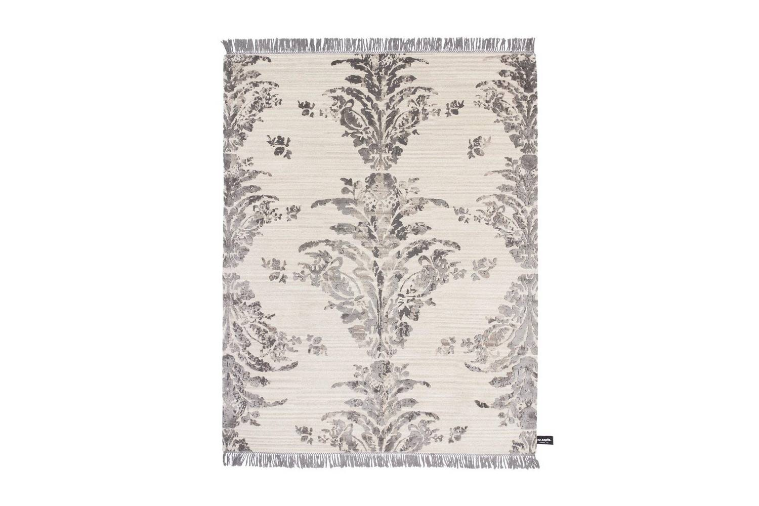 Traces De Damask Rug by Traces De Memoire Collection for CC-Tapis