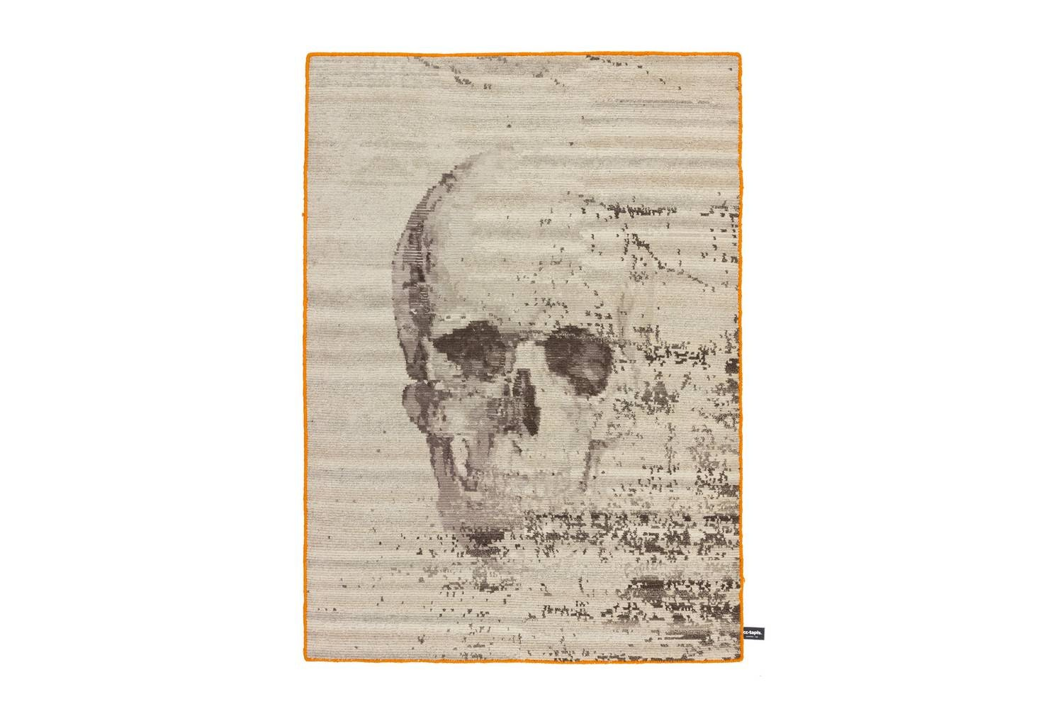 Oldie Skull Rug by Oldie Collection for CC-Tapis