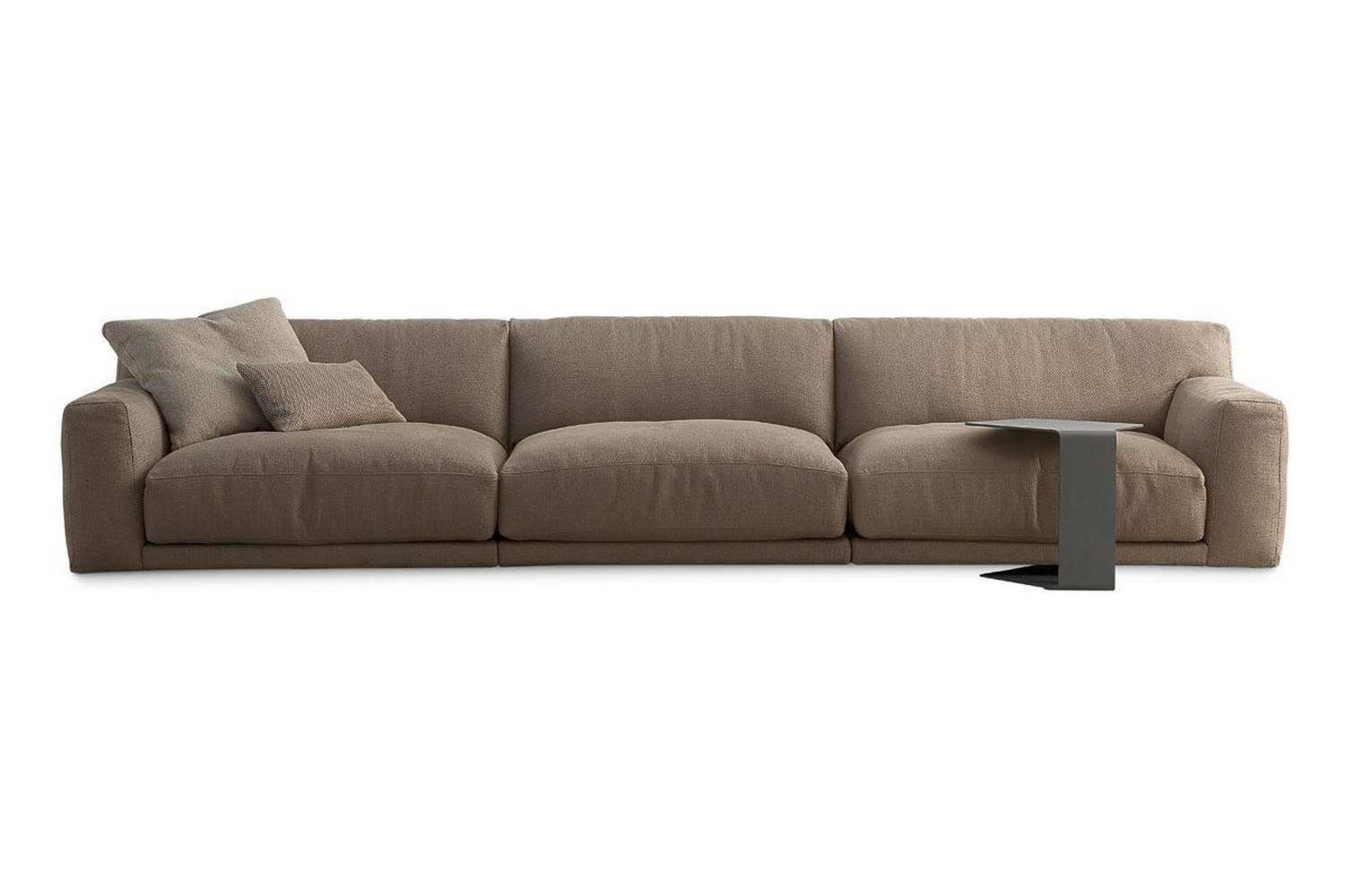 Paris-Seoul Sofa by J. M. Massaud for Poliform