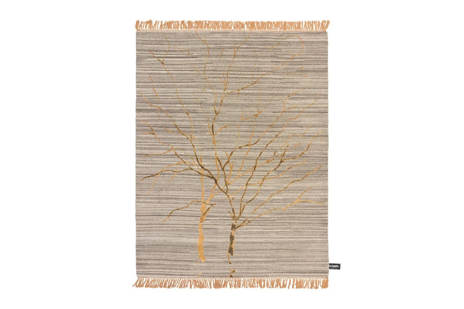 Traces De Double Arbre De Vie Rug by Traces De Memoire Collection for CC-Tapis