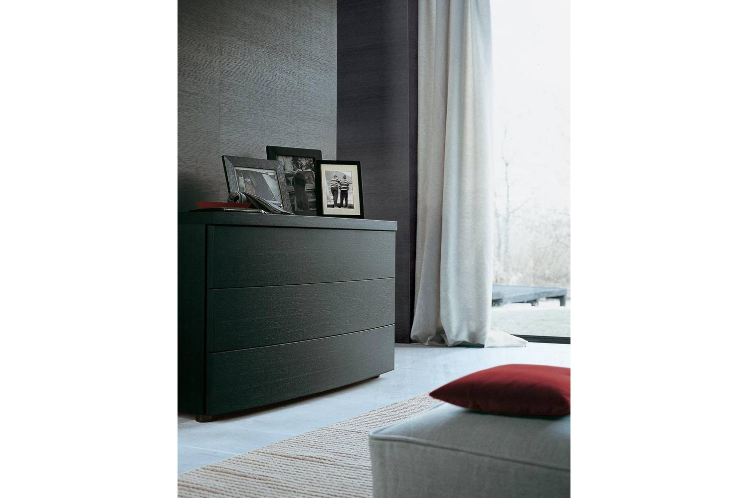 Teo Bedside Table by Paolo Piva for Poliform