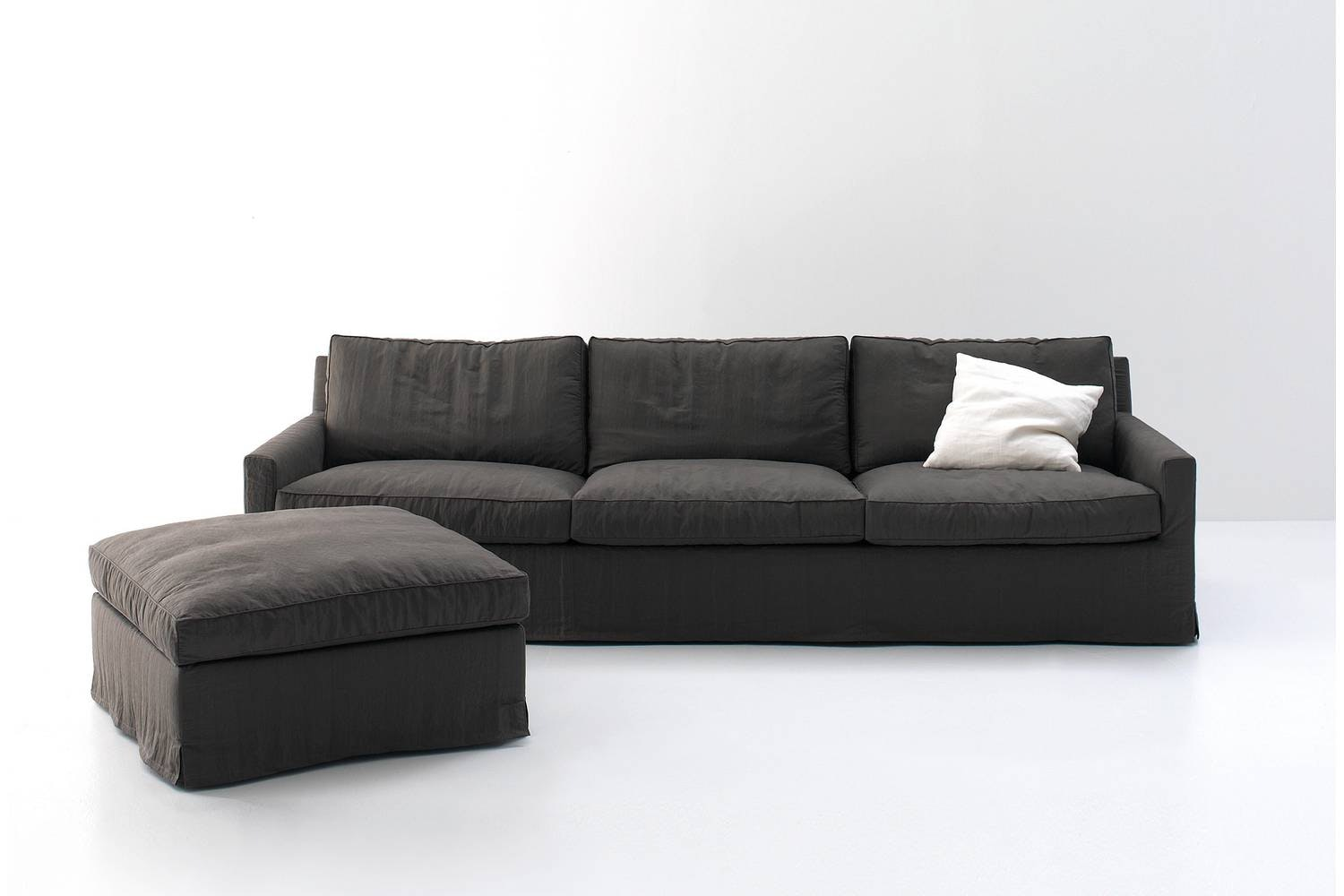 Cousy Ottoman by Vincent Van Duysen for Arflex