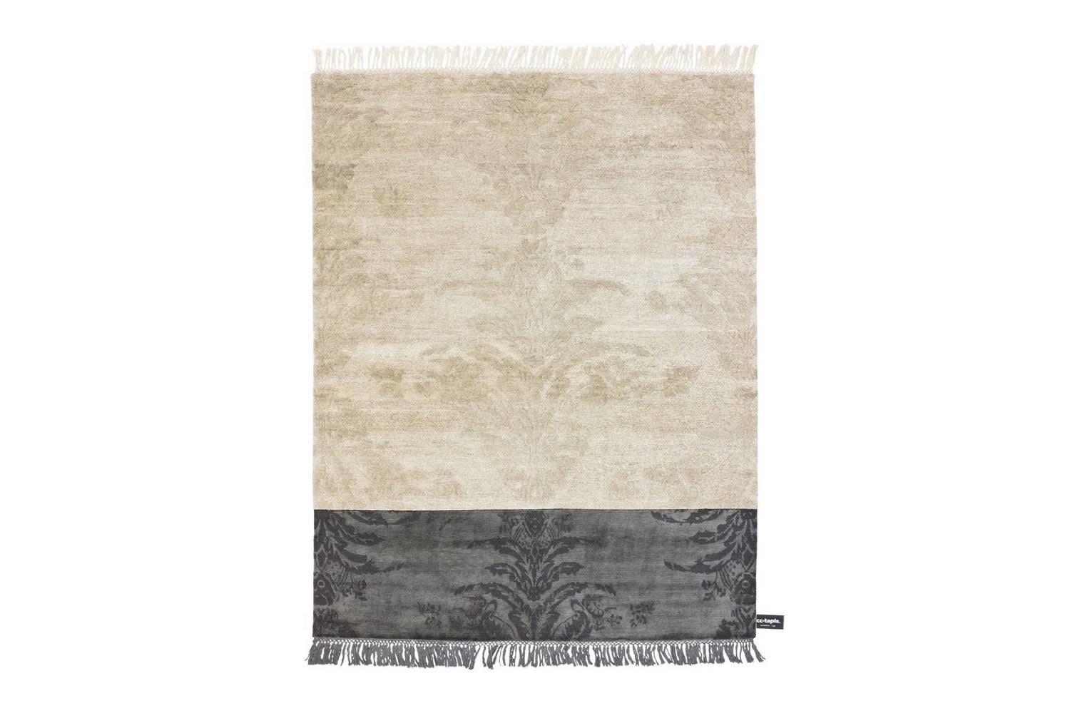 Dipped Damask Rug by Dipped Collection for CC-Tapis