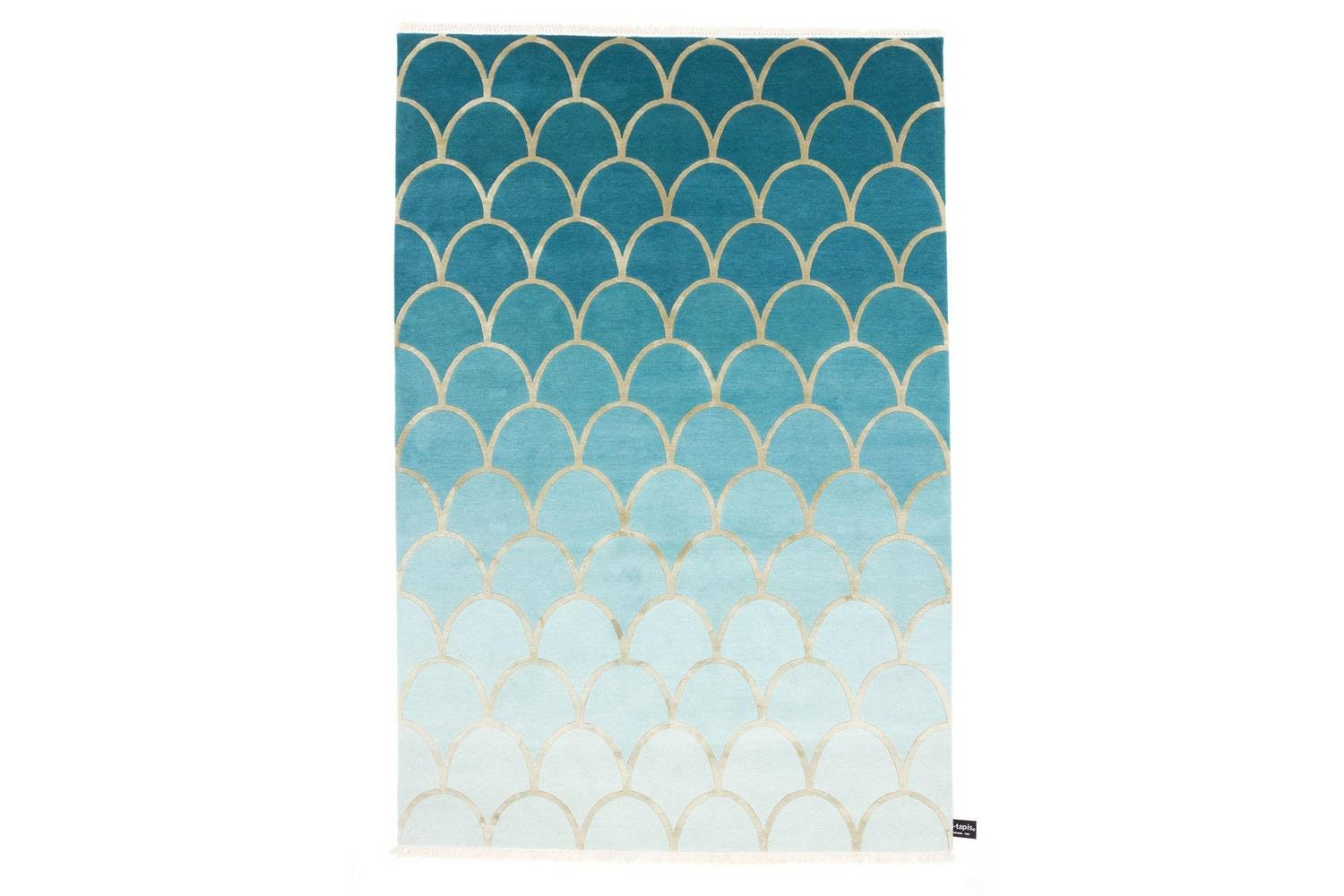 Ecailles Degrade Rug by Contemporary Collection for CC-Tapis