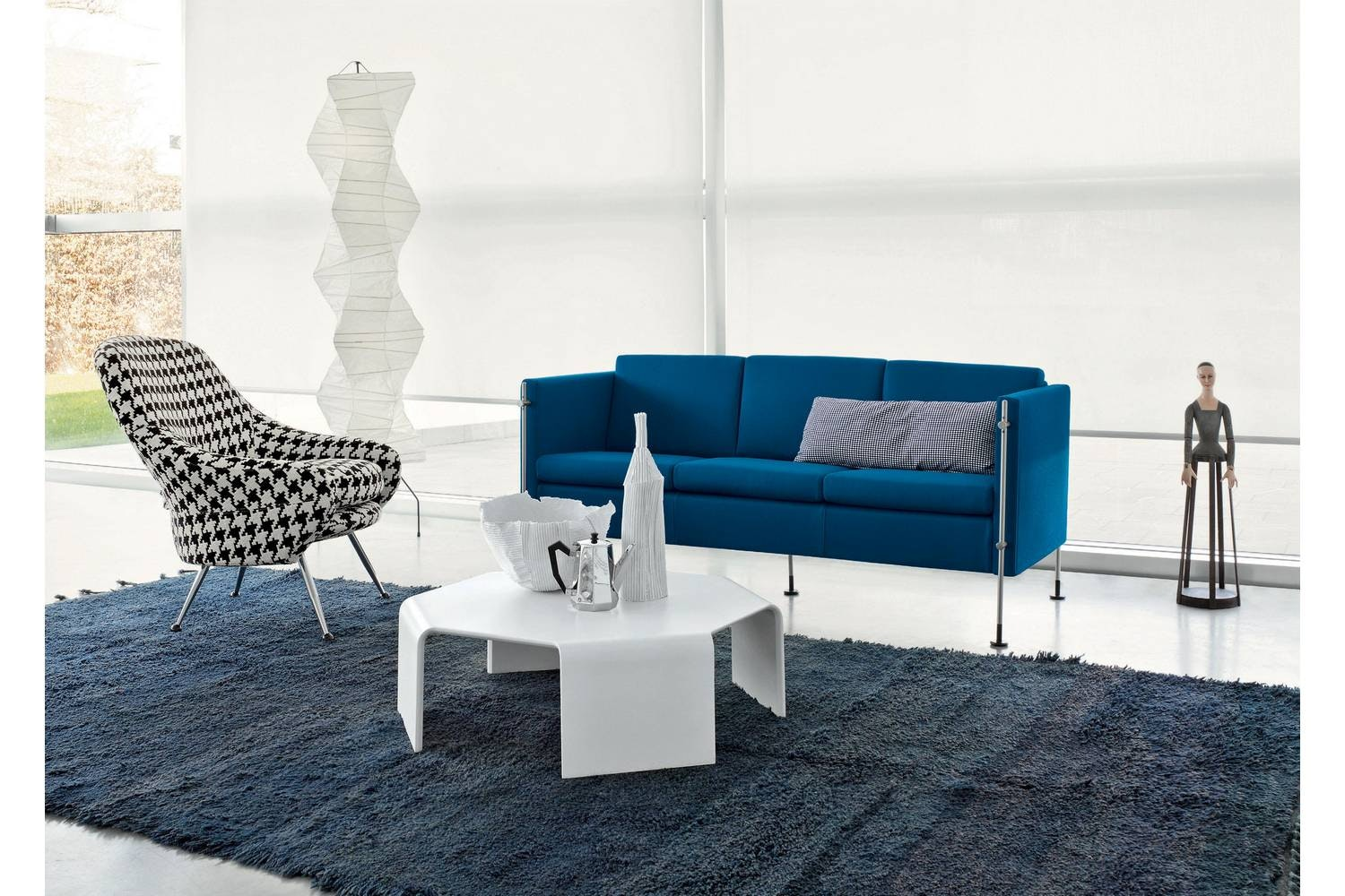 Felix Sofa by Burkhard Vogtherr for Arflex