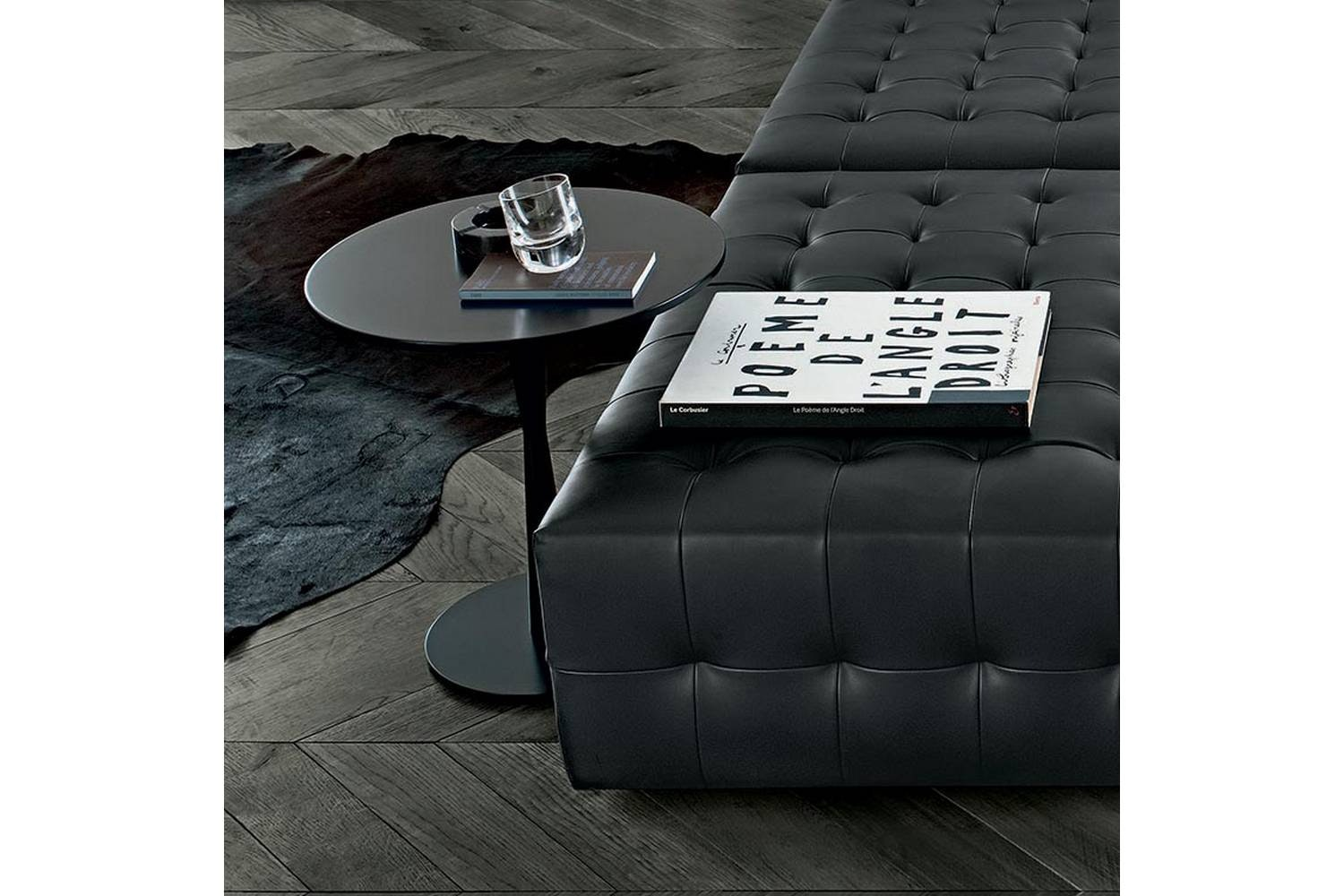 Flute Coffee Table by Roberto Barbieri for Poliform