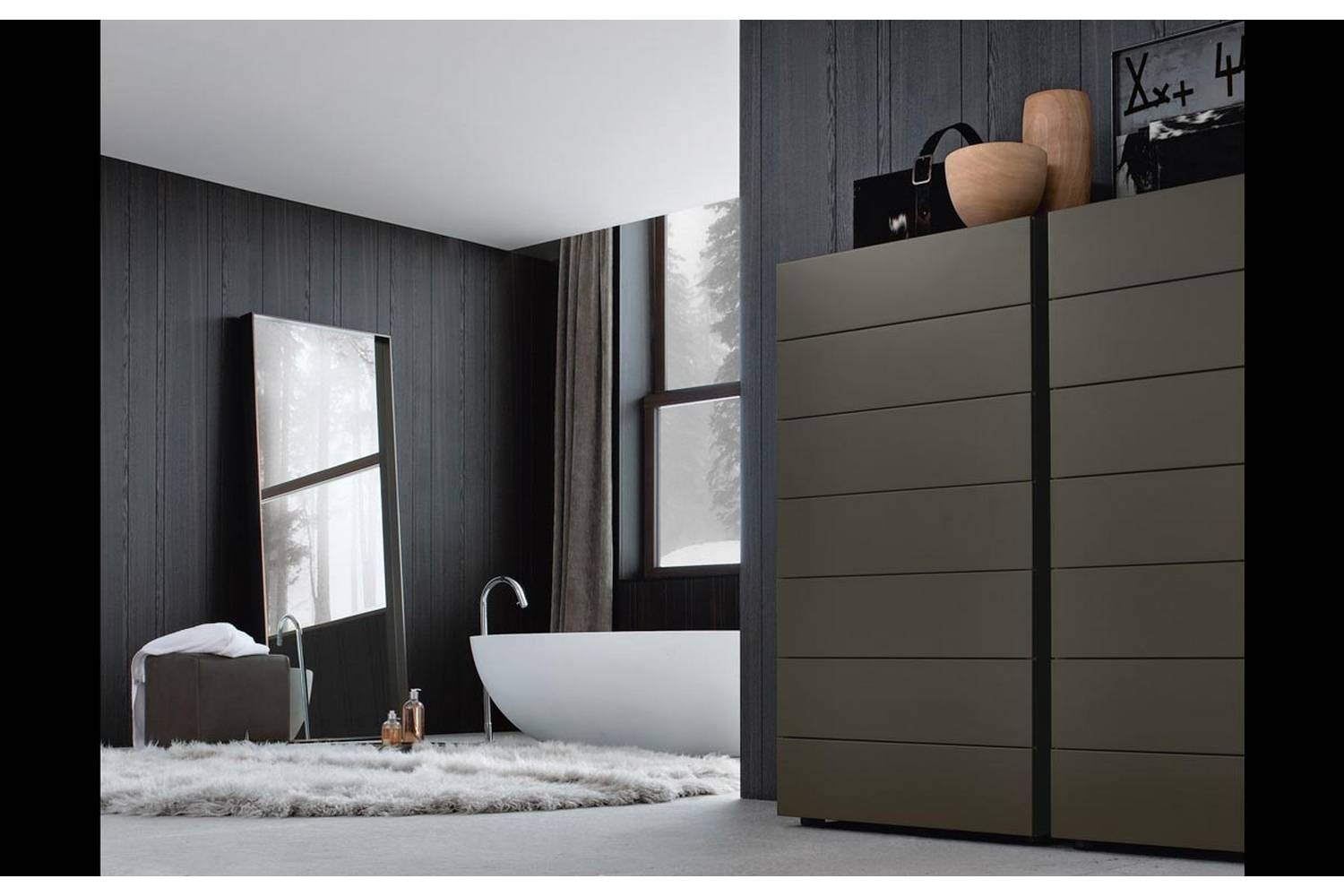 Dream Chest of Drawers by Marcel Wanders for Poliform