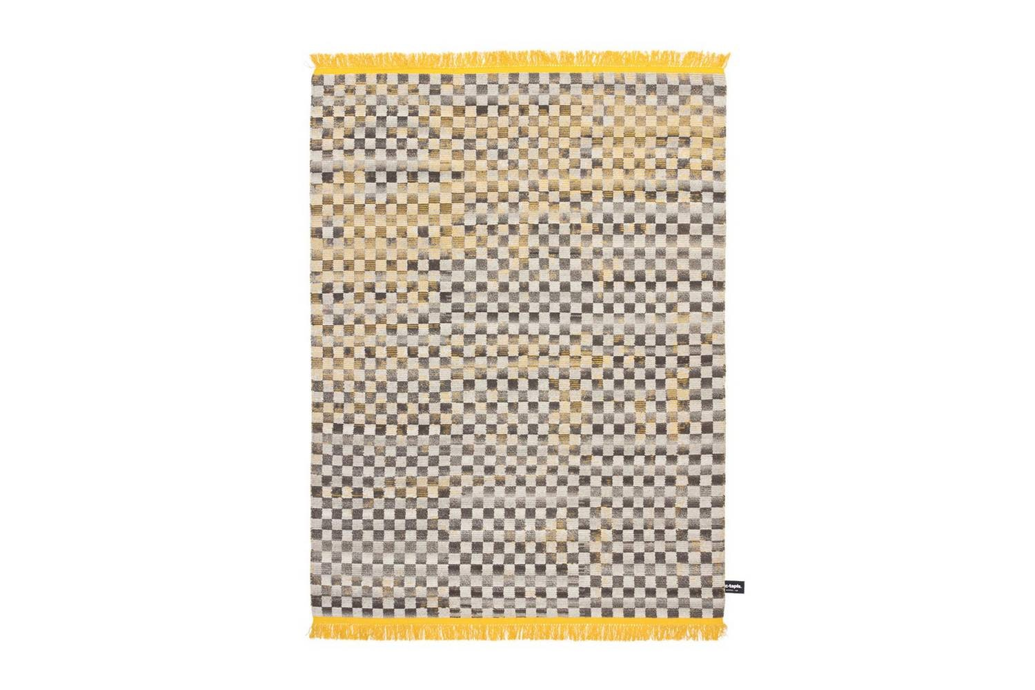 Oldie Damier Rug by Oldie Collection for CC-Tapis