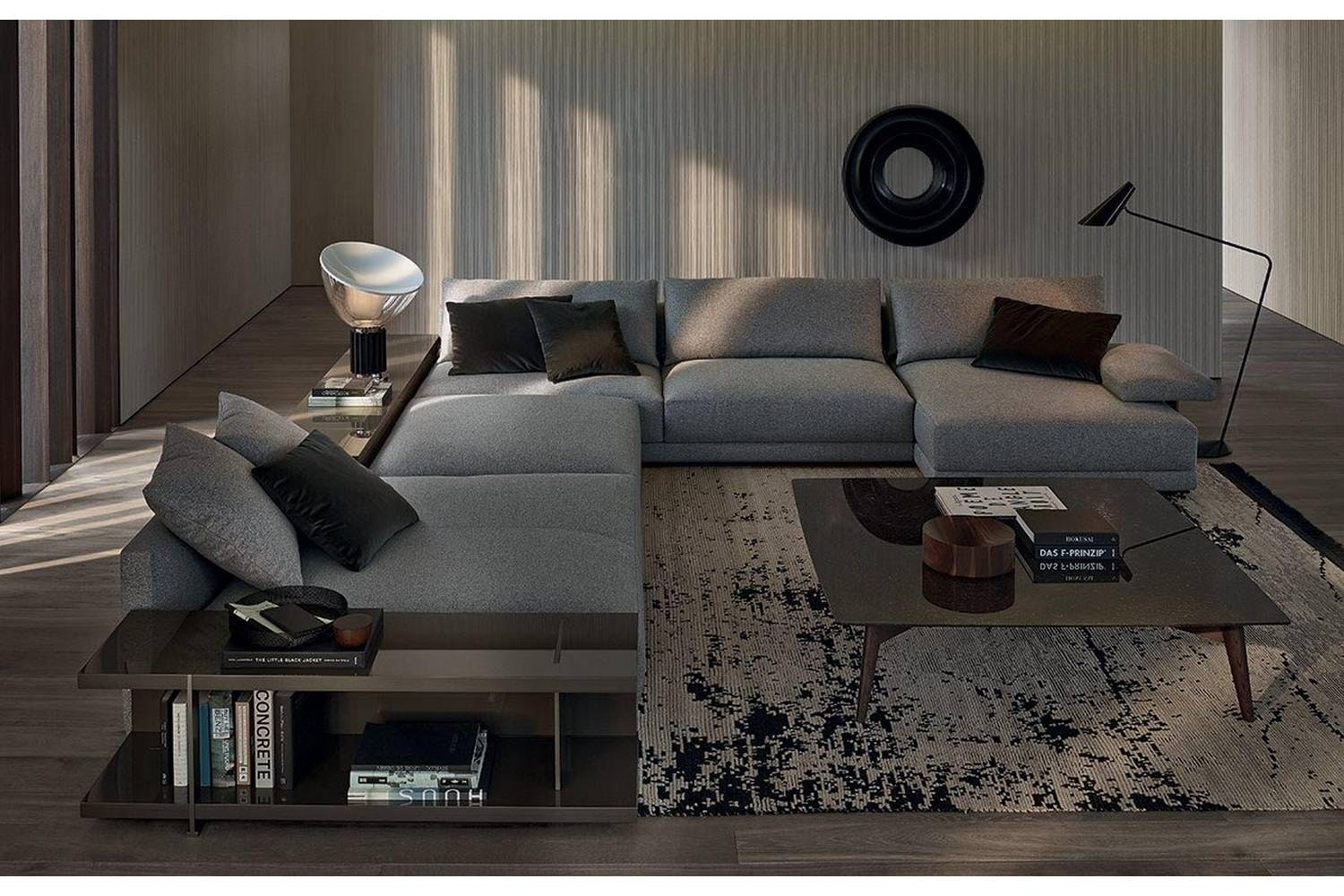 Bristol Sofa by J M Massaud