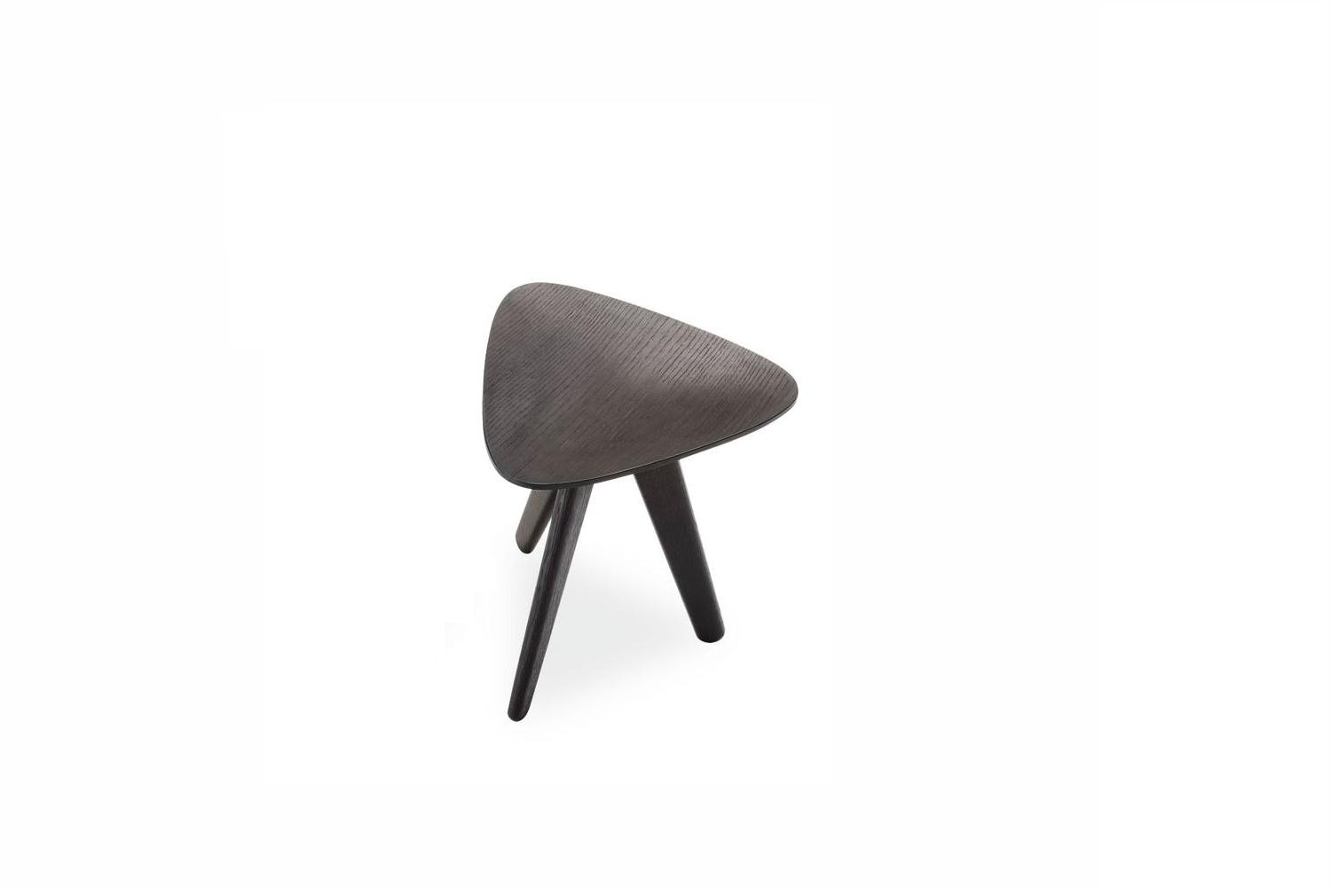 Ipsilon Stool in Oak Spessart by Rodrigo Torres for Poliform