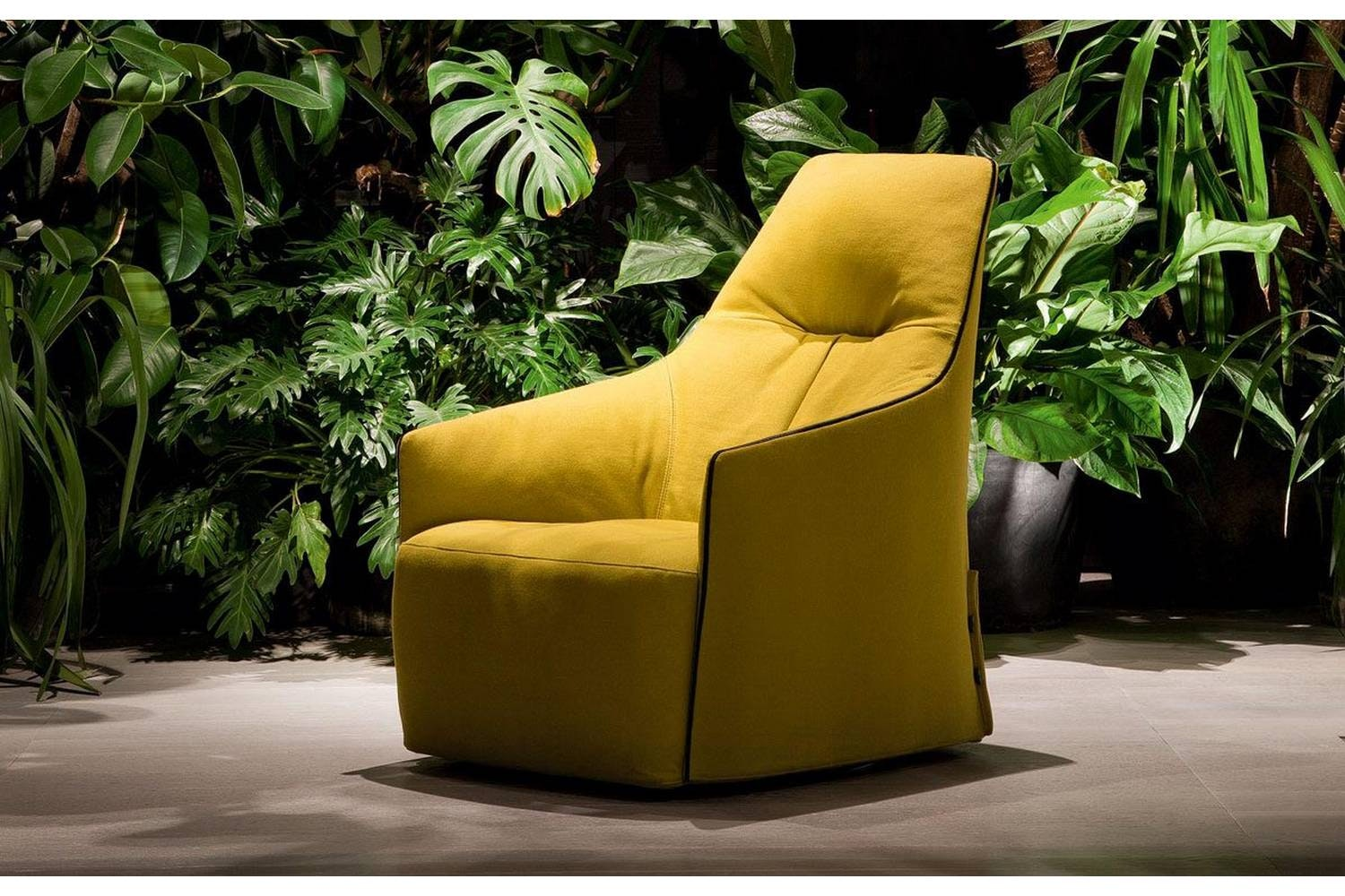 Santa Monica Armchair by J. M. Massaud for Poliform