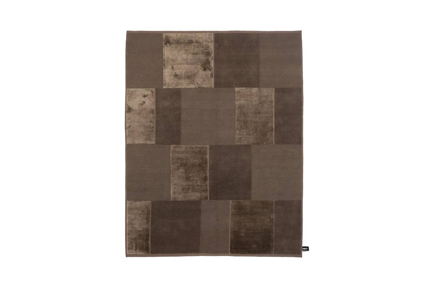 Casellario Monocromo Rug by Architectural Collection for CC-Tapis