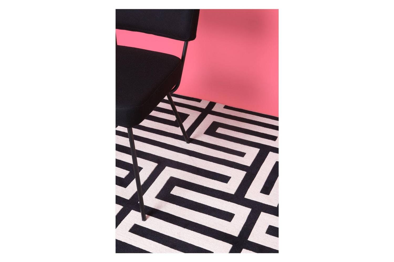 Maze Rug by Contemporary Collection for CC-Tapis