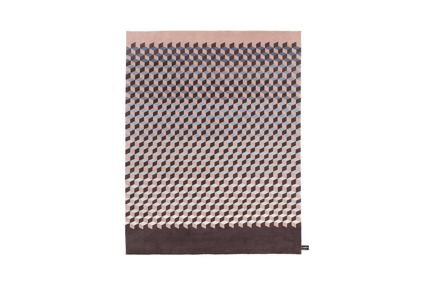 Mini Infini Rug by Contemporary Collection for CC-Tapis