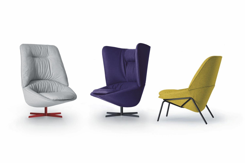 Ladle Medium Armchair by Luca Nichetto for Arflex