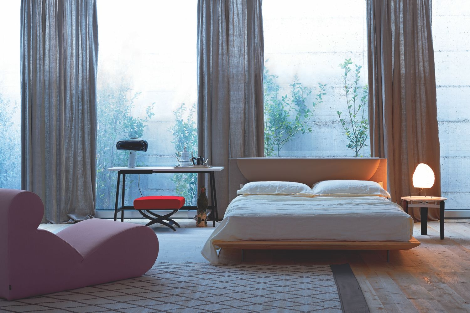 Joy Bed by Claesson Koivisto Rune for Arflex