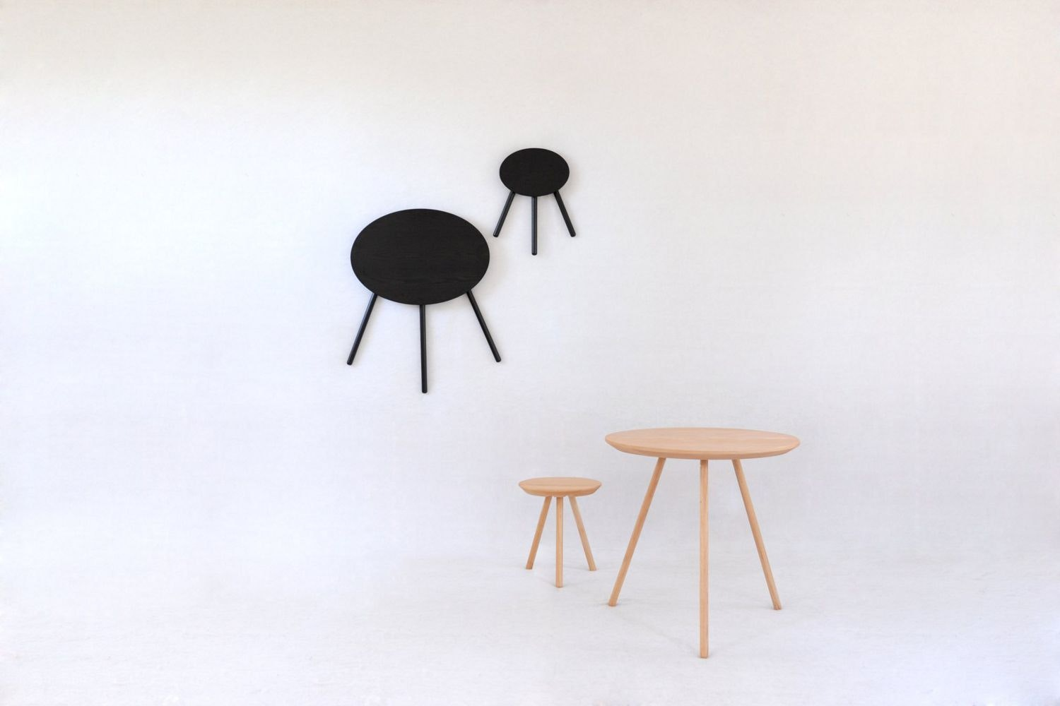 2D Table by Sebastian Bergne for Smarin