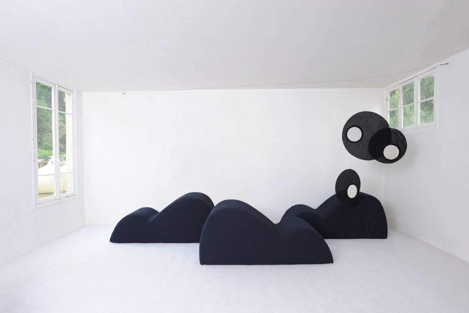 Dune Chaise Longue by Stephanie Marin for Smarin