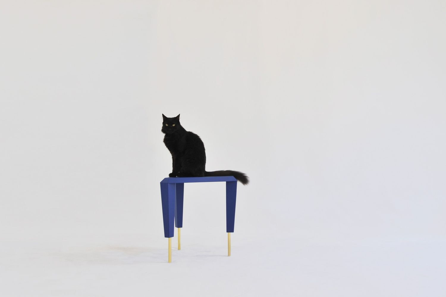 Ziggurat Stool/Coffee Table by Stephanie Marin for Smarin