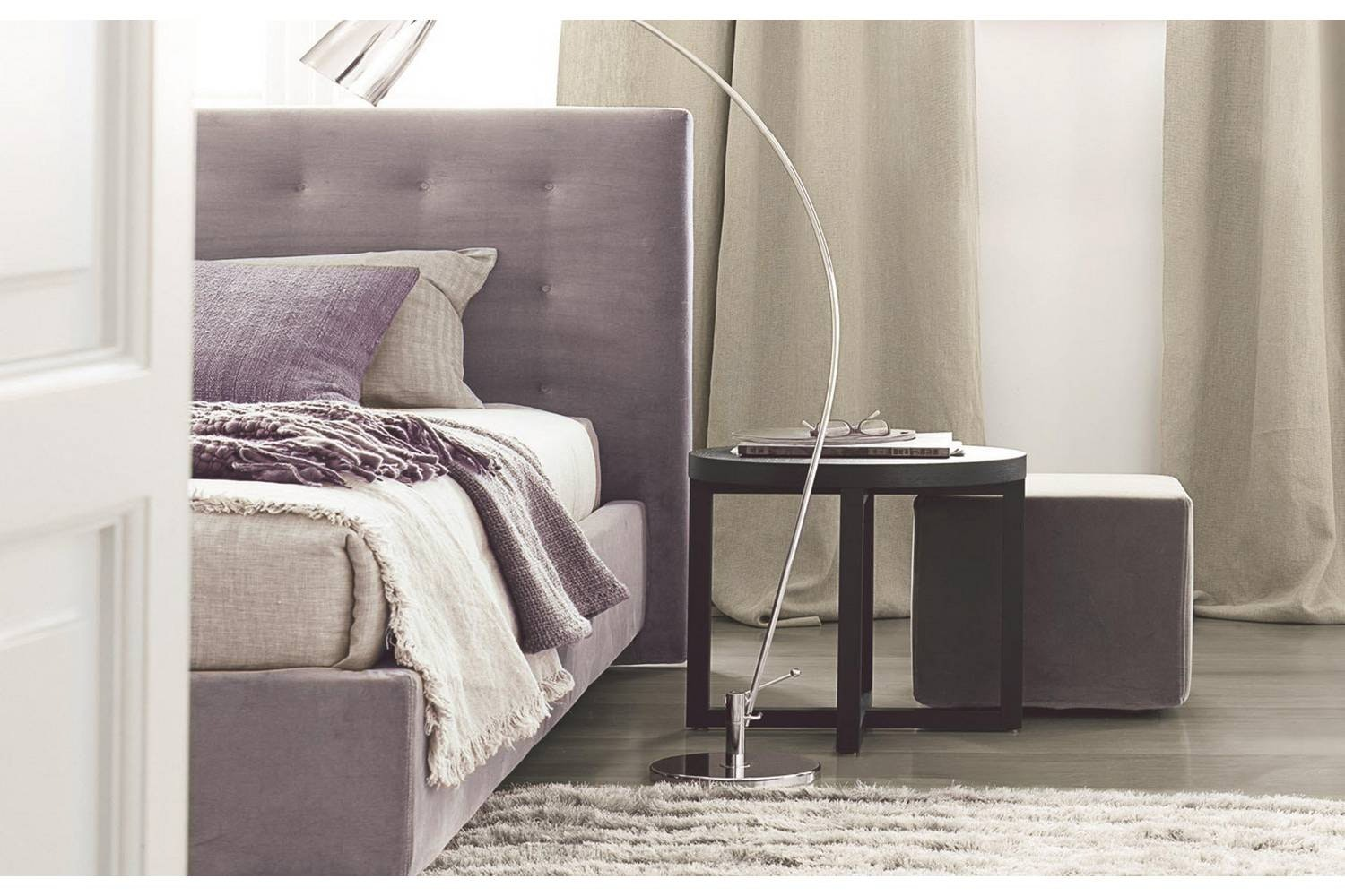 Arca Bed by Paolo Piva for Poliform