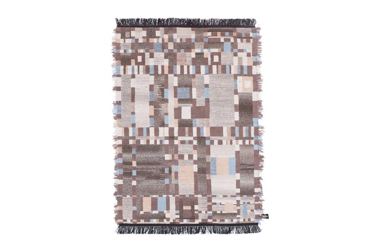 Berber TV Rug by Oldie Collection for CC-Tapis