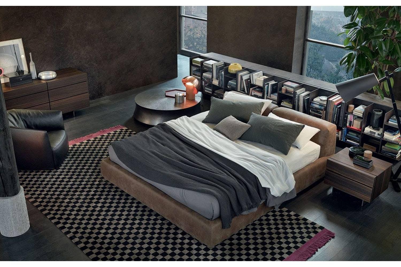 Bolton bed by giuseppe vigano for poliform poliform australia - Camere da letto poliform ...