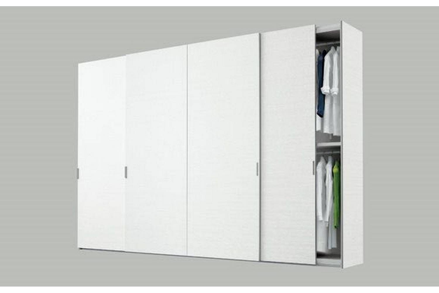 Graffiti Wardrobe by Carlo Colombo for Poliform