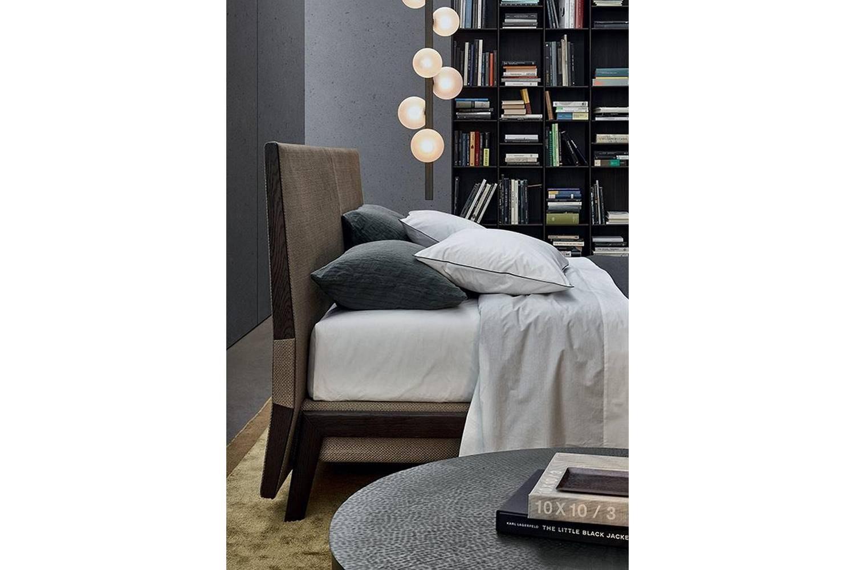 Ipanema Bed by J. M. Massaud for Poliform