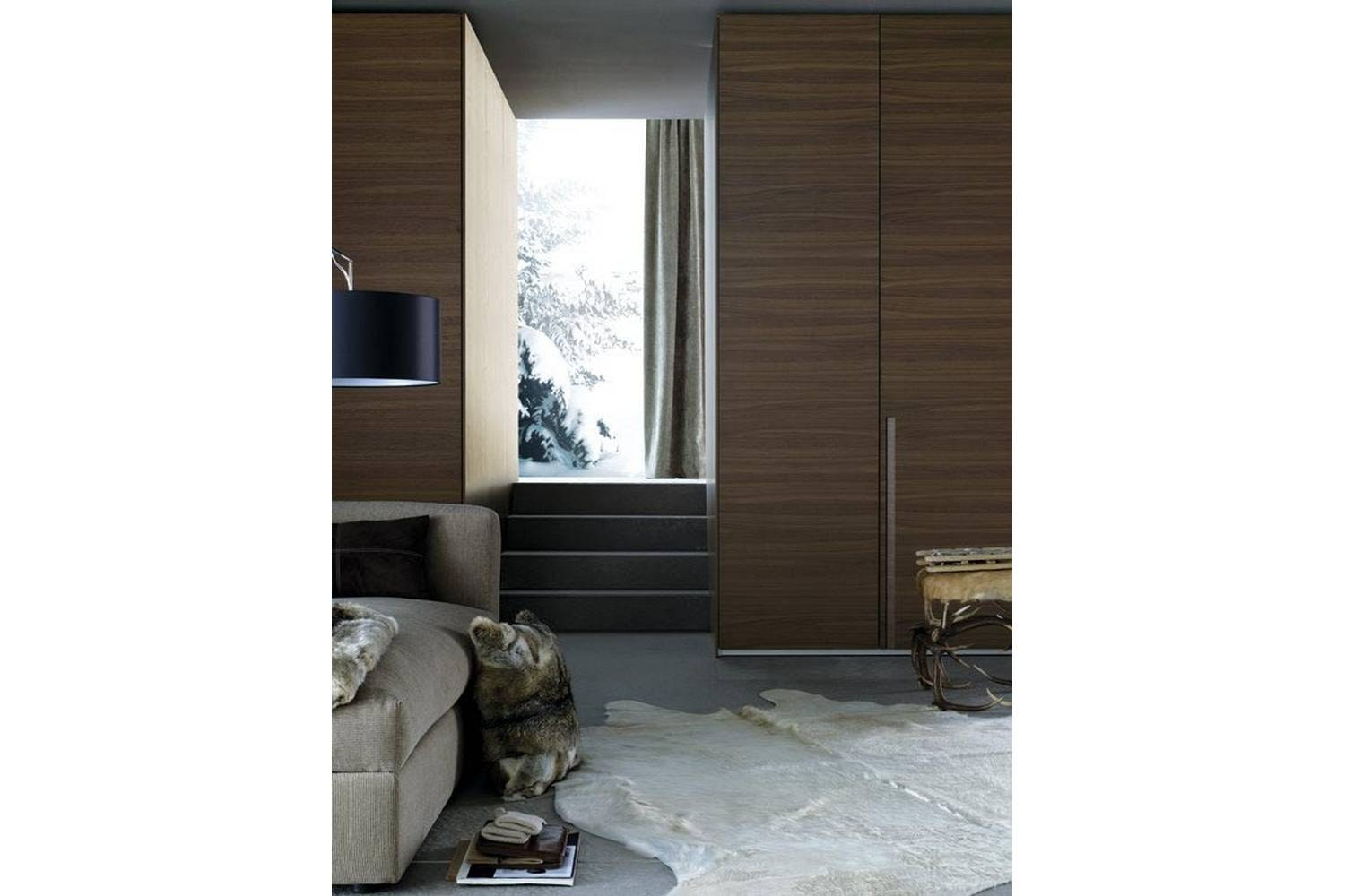 Madison Wardrobe by Carlo Colombo for Poliform