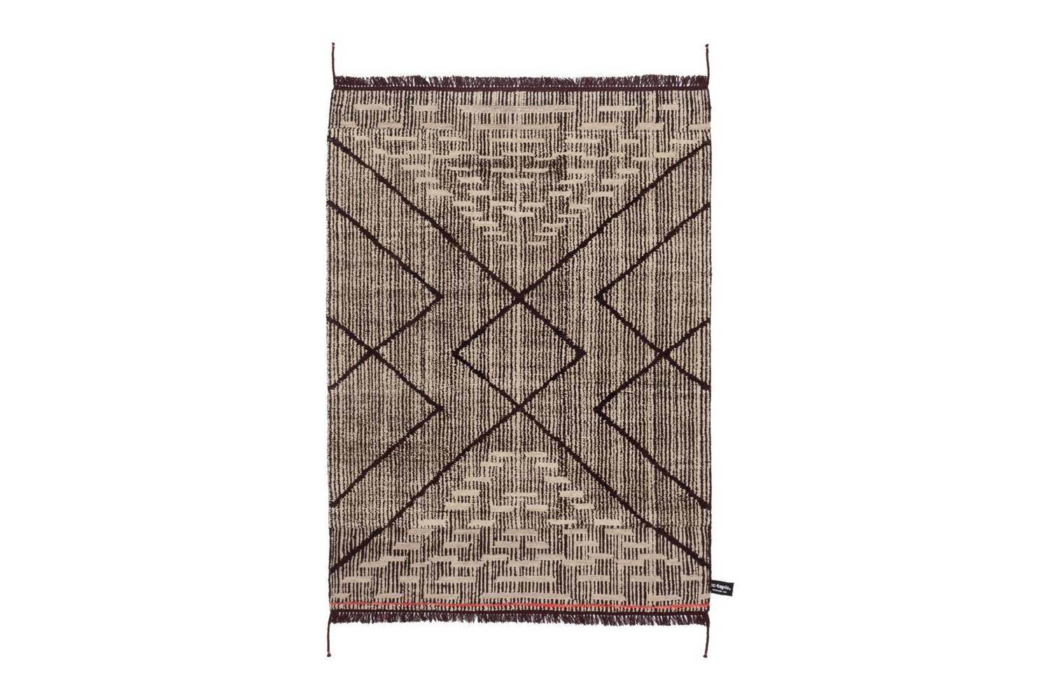 Primitive Weave 2 Rug by Chiara Andreatti for CC-Tapis