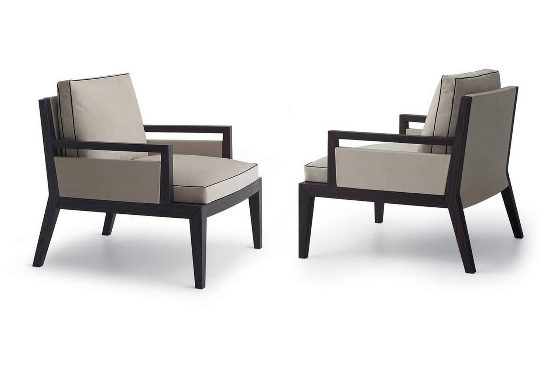 Soori Highline Armchair by Soo Chan for Poliform